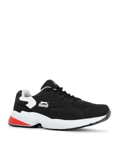 Slazenger Slazenger VANDAL I Koşu & Yürüyüş Erkek Ayakkabı  Siyah